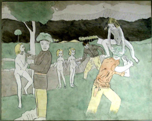 the art of henry darger