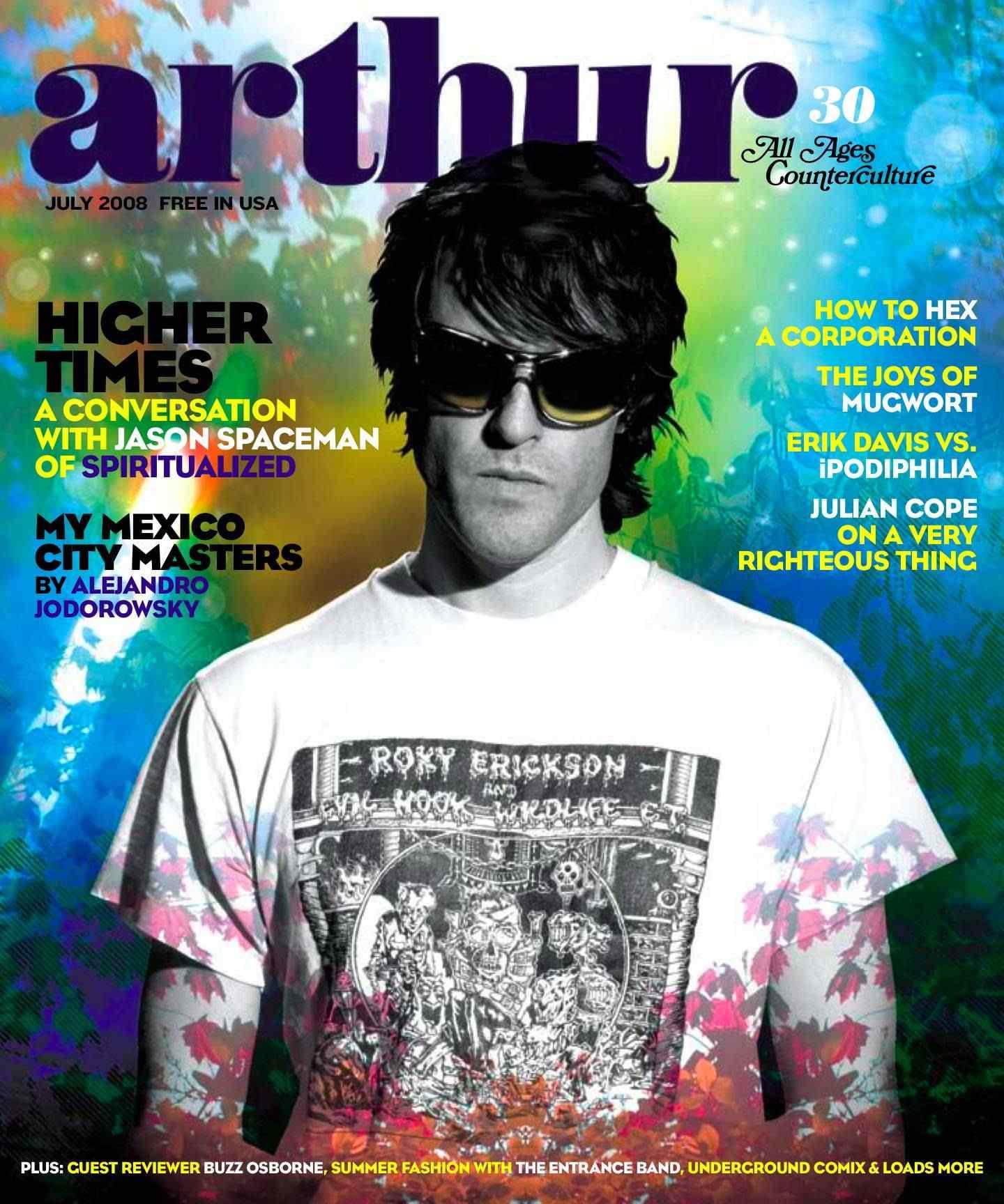 arthur magazine