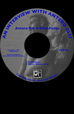 antero alli interview dvd