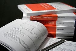 wikipedia books