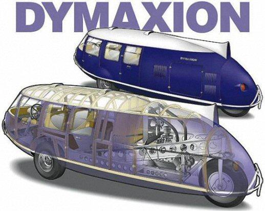 dymaxion car