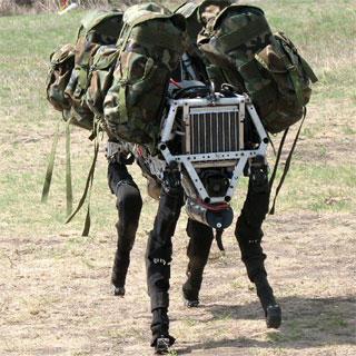 darpa robot dog