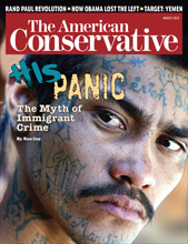 American Conservative - His-panic