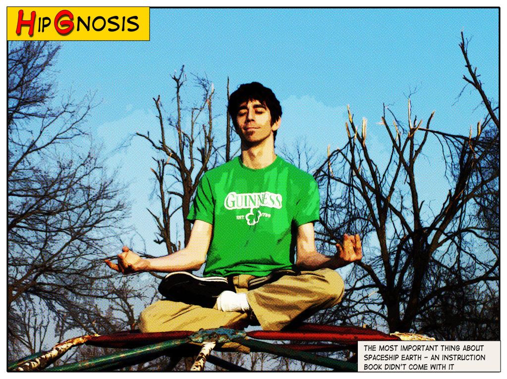 Eric Young - Hip Gnosis