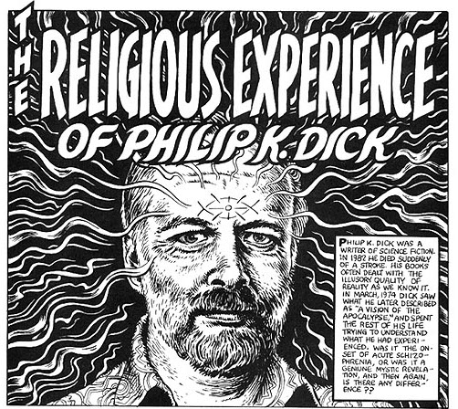 philip k dick robert crumb