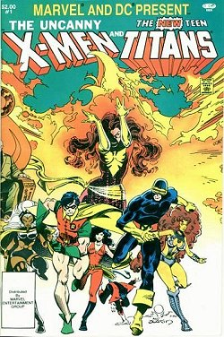 X-Men vs. New Teen Titans