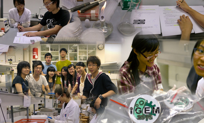 Chinese University of Hong Kong iGem