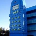 Giant cell phone