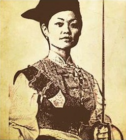 Zheng Yi Sao, 19th centry female pirate