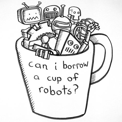 Cup of Robots