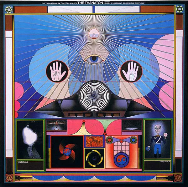 Paul Laffoley Thanaton III