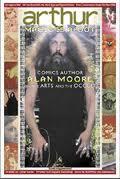 Alan Moore Arthur Magazine cover