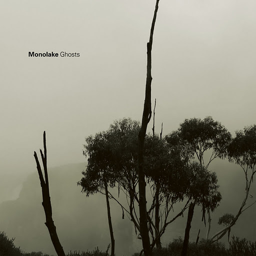 Monolake: Ghosts cover