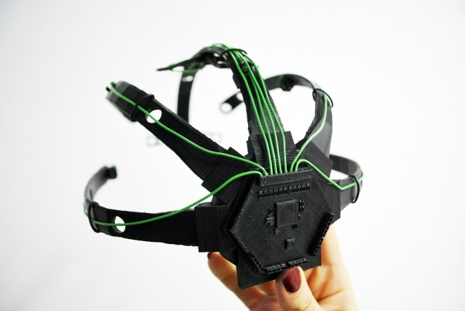 Open BCI, an Open Source, 3D Printable Brain Scanner